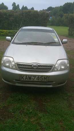 Toyota NZE in superb condition Kericho Town - image 1