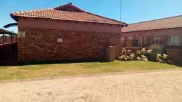 Semi Detached 2 bedroom Vaalpark Simplex