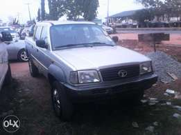 Very clean TATA pick up foreign used
