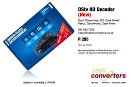 DStv HD Decoder (New)