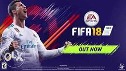 Fifa18 PS3 Game At A Give Away Price