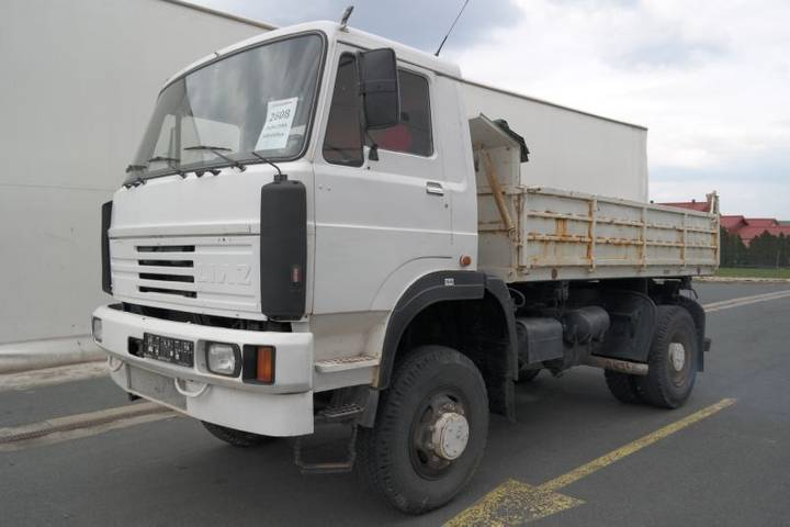 Liaz 151.261 4x4 S3 - 1989