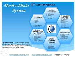 Get relaible I.T Solutions and Services