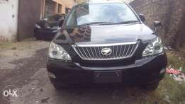 Black Toyota Harrier Available for Sale