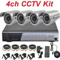 CCTV Kits and Installation contacted by LTK Telecoms