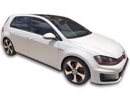 2013 V.W Golf 7 extended plan with V.W until 2018 R369990