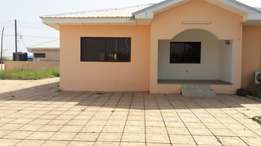 3bedroom self compound renting now in Tema comm 25. 550usd