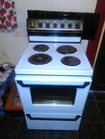 Defy four nineteen stove and oven