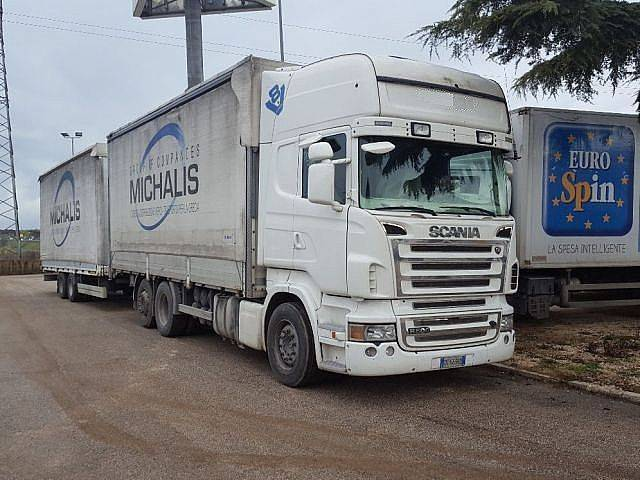 Scania R 500 LB 6X2/4 MNA - 2008