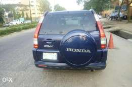 Honda Cr-v Locally used 2005model for Sale