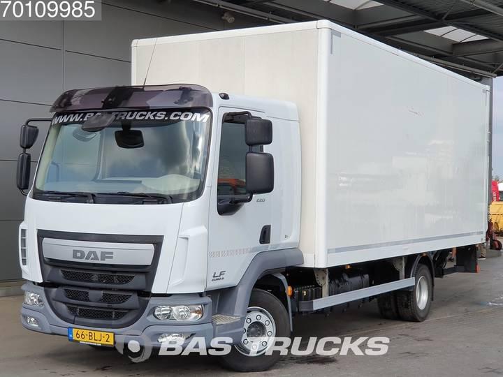DAF LF 220 4X2 NL-Truck Euro 6 Ladebordwand - 2014