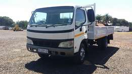 2003 Toyota Dyna 7-125 (New Dropsides)