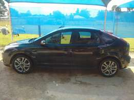 Fast and furious! ford focus 1.6l R72000