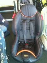 Safeway Imola car chair leather