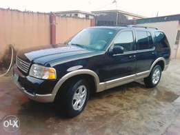 Wonderful Ford explorer in very good condition