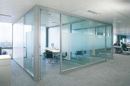 Office Partitioning and Refurbishment