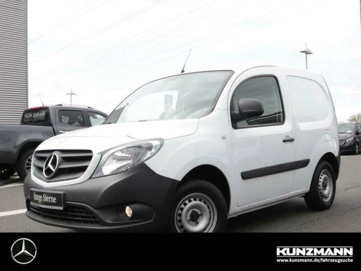 Mercedes-Benz Citan 108 CDI KA K Klima ZV 180° Türen Radio - 2015