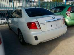 Subaru Anesis 2010 KCL with low mileage