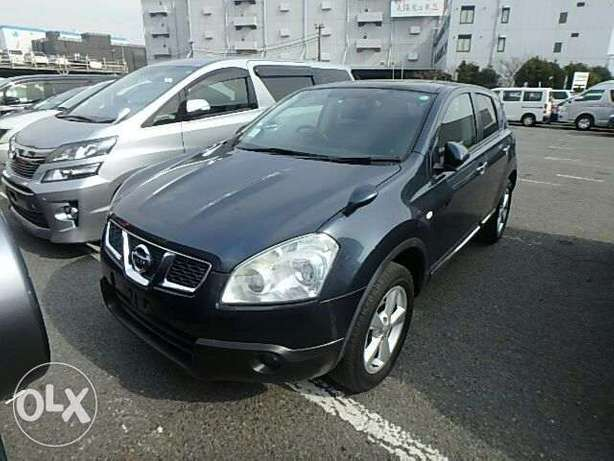 Nissan Dualis 2010 model. KCP number Loaded with Alloy rims, good mus Mombasa Island - image 1