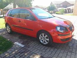 Polo hatchback in a great condition for sale