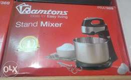 Stand mixer