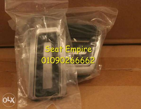 Pedals plate pad for Seat Toledo & Ibiza