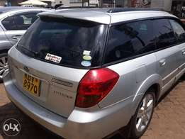 Subaru Out back year 2006 Automatic 2500cc Very clean