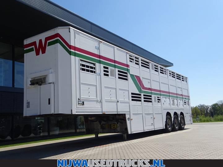 Berdex Cattle Cruiser OL 1227 Temperatuur registratie - 2013