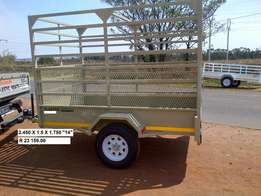 2.450/1.5/1.750 Brand new Trailers 4 sale. Papers and veridot inclu