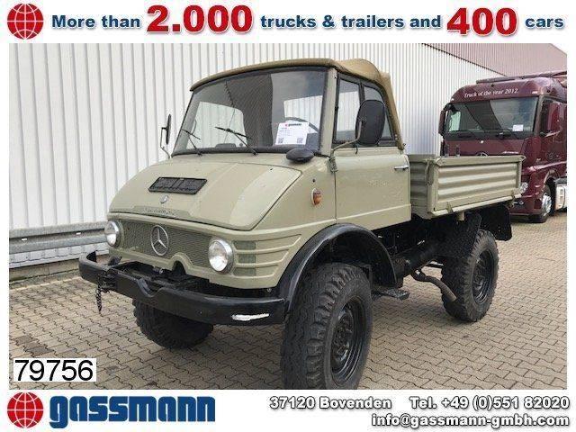 Unimog 406 4x4 - 1965