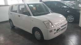 Suzuki Alto available for sale.
