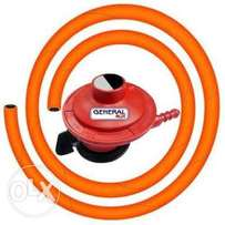 Gas 6kg & 13kg Regulators, LPG hose Pipes, Burners & Grills
