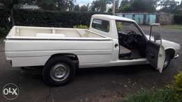 504 Peugeot clean pick up