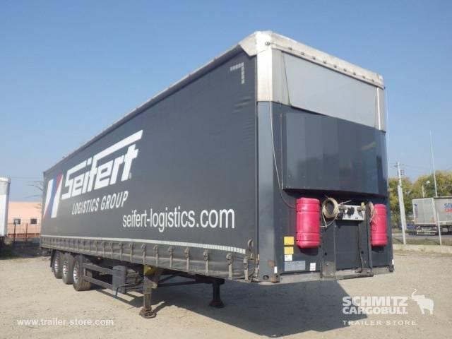 Schmitz Cargobull Semitrailer Prelată culisantă Mega - 2011