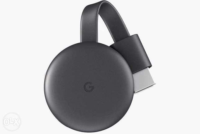 Original Google Chromecast New Version