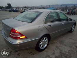 Tokunbo Mercedes 4matic for sale!