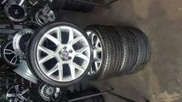 "17"" 35 edition Rims for Vw Polo"
