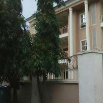 Tastefully finished 2 no. 3 bedroom flat + bq Tolet in Wuse 2, Abuja.