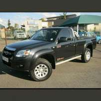 Mazda BT 50 Wanted