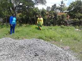 plots for sale at kahawa sukari along marsabit rd 2nd row