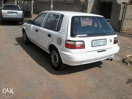 Toyota Tazz good condition