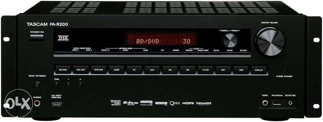 network av surround receiver