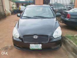 Bought brand-new Hyundai Accent 2008 model