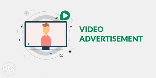 Motion graphic (15 Sec advertising video for social media), video ad