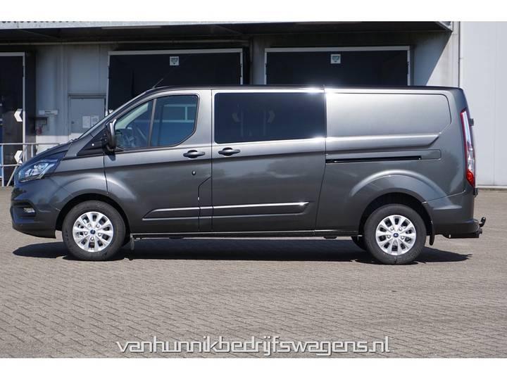 Ford Transit Custom 300L 170PK 2.0 TDCI Limited Dubbel Cabine ... - 2019