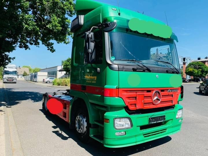 Mercedes-Benz Actros 2u002F3  2-Achser 6 Zyl. BM 930u002F2u002F4 1844 - 2007