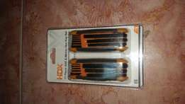 HDX 17 Piece Sae and Metric Hex Key Set