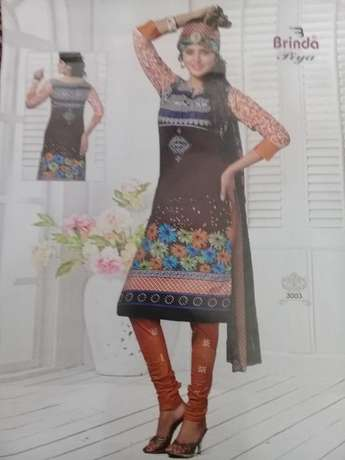 Brinda cotton salwar suit 3 pices Mombasa Island - image 6