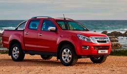 We need Isuzu Bakkies for stock.