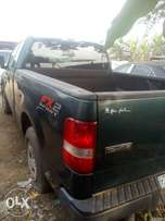 Ford F150, fairly used, 2007 Model, First body, Manual transmission.